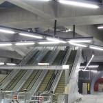 станция метро на площади Фёвам (ЗАО Хидепитё)